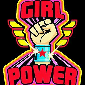 girl power by LisaHarrison25