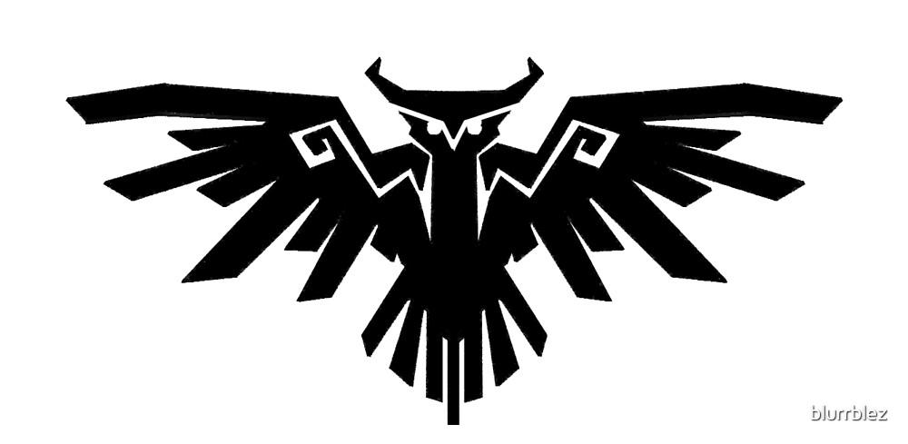 Owl Design by blurrblez