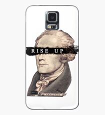 RISE UP! Case/Skin for Samsung Galaxy