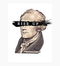 RISE UP! Photographic Print