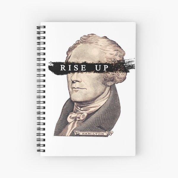RISE UP! Spiral Notebook