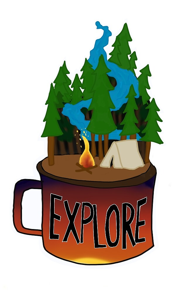 Explore the Great Outdoors by Kayla and Ella Mulley