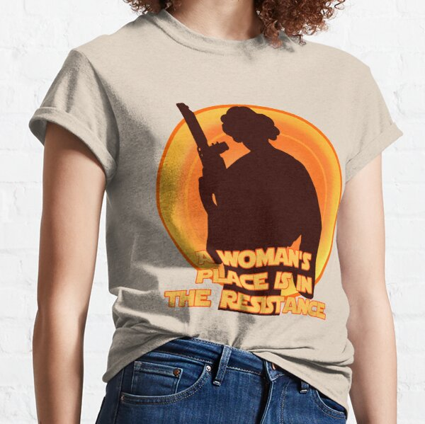 The Resistance Classic T-Shirt