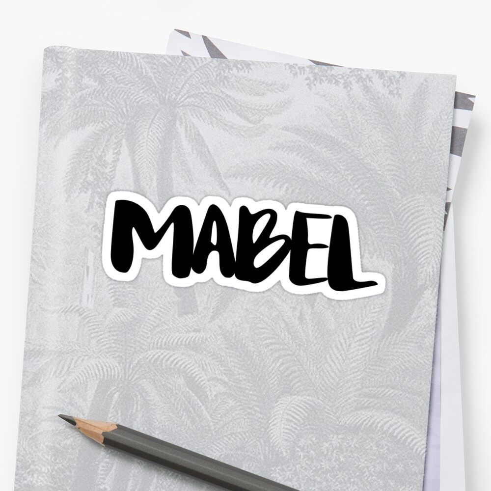 Mabel by FTML