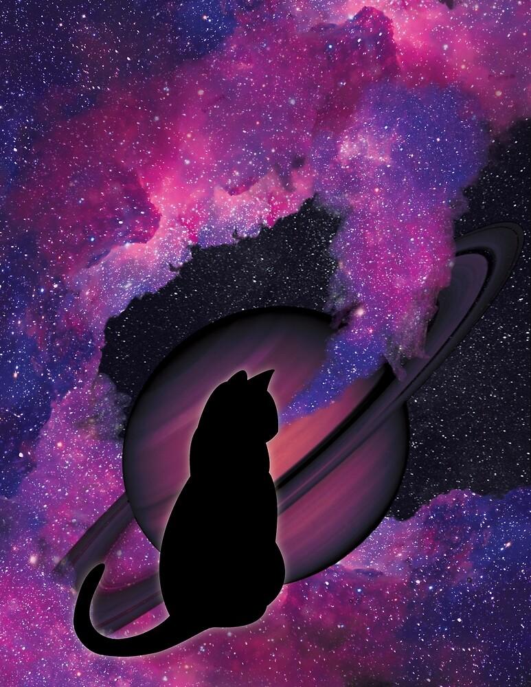 Cat is God by Matt Genord