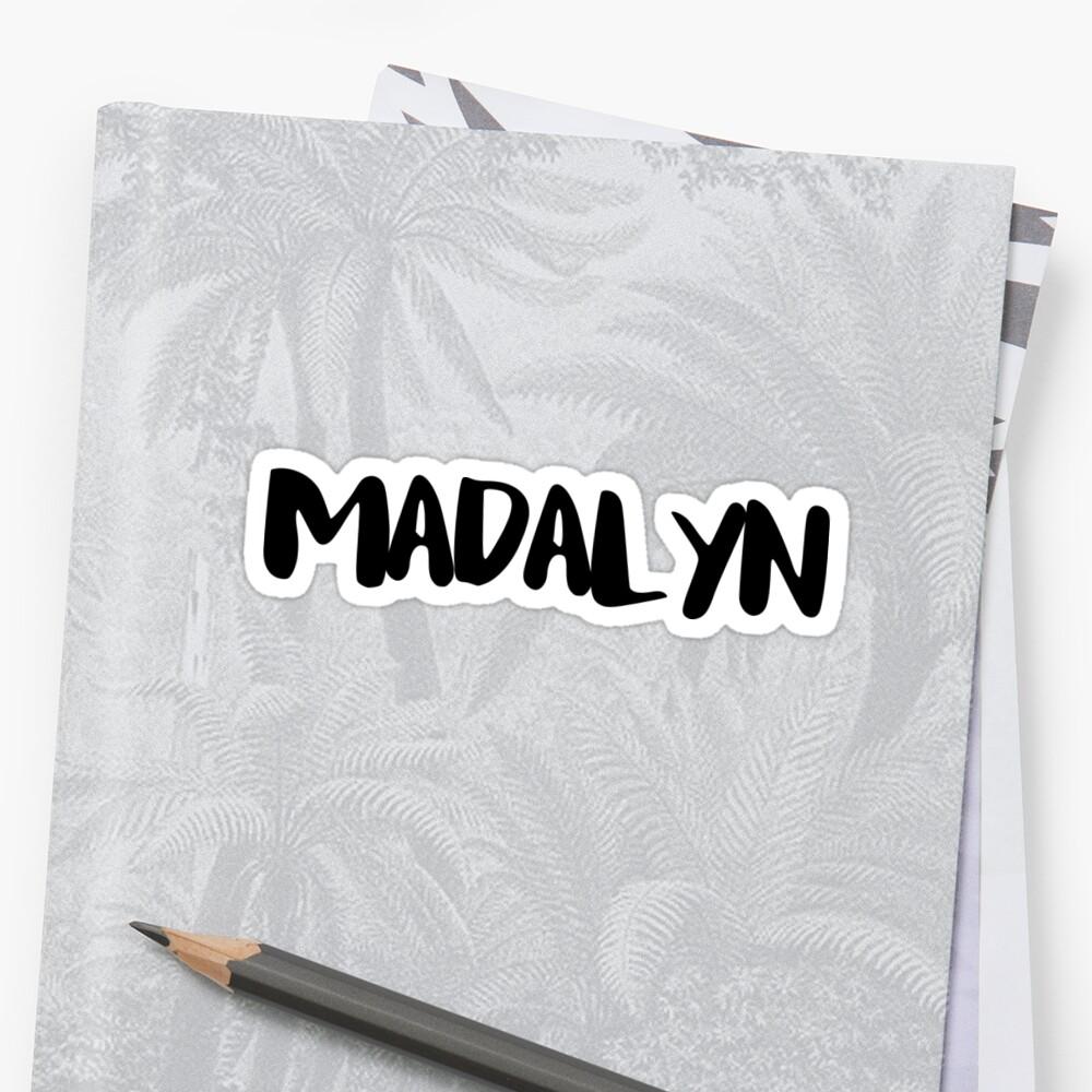 Madalyn by FTML
