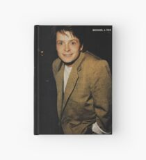 michael j fox Hardcover Journal