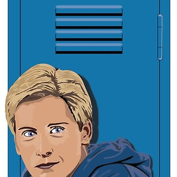 Andrew Clark of The Breakfast Club by ArtiStickFigure