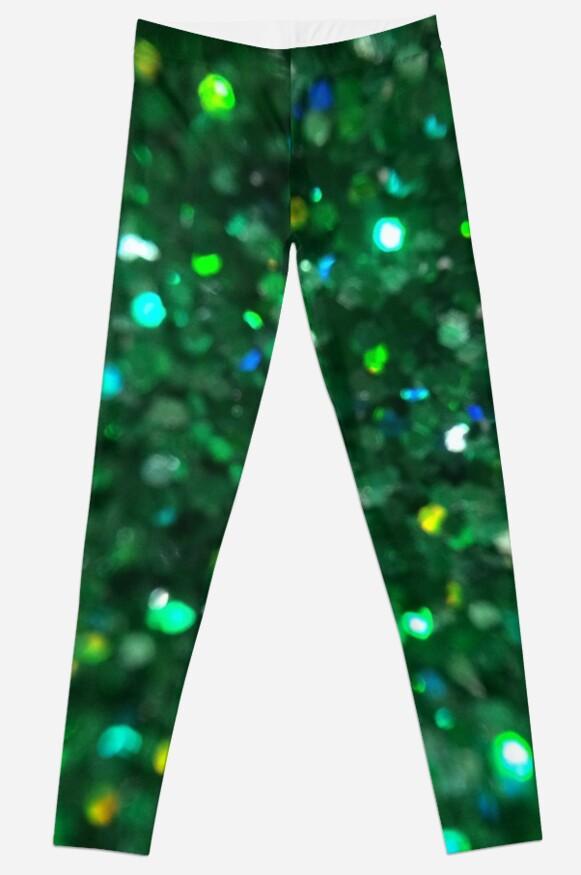 Emerald Glitter Splosion by PrettySuperb