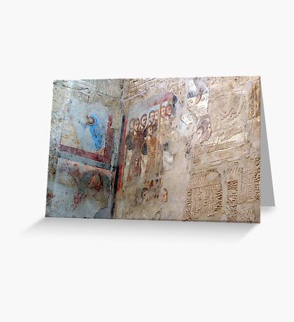 Rome in Egypt Greeting Card
