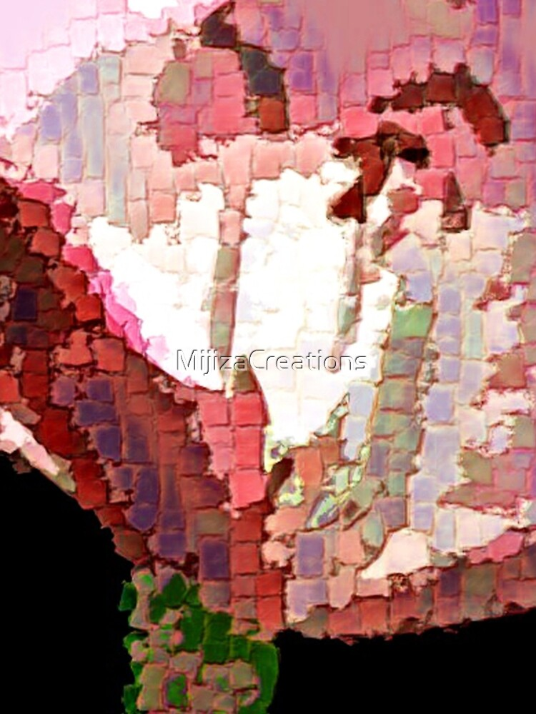Blooming Mosaic by MijizaCreations