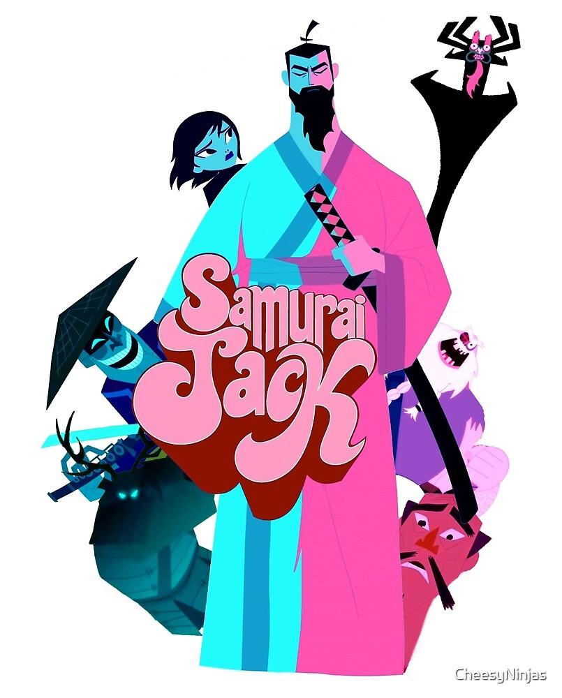 Samurai Groove by CheesyNinjas