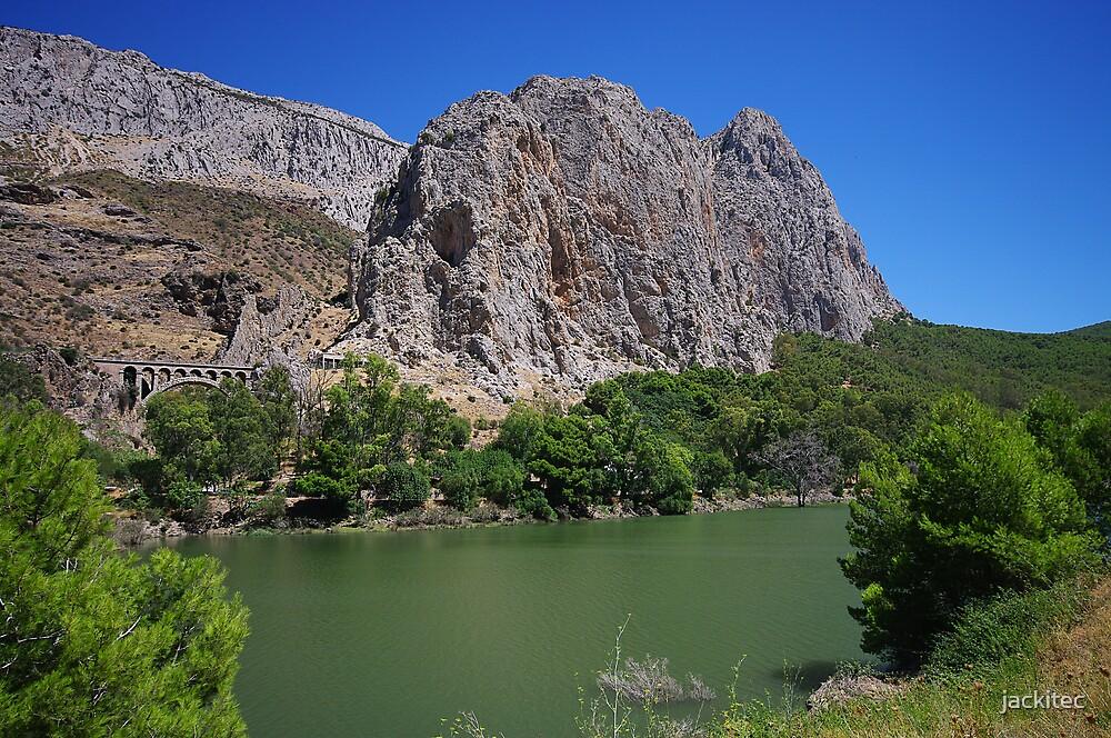 A Big Rock by jackitec