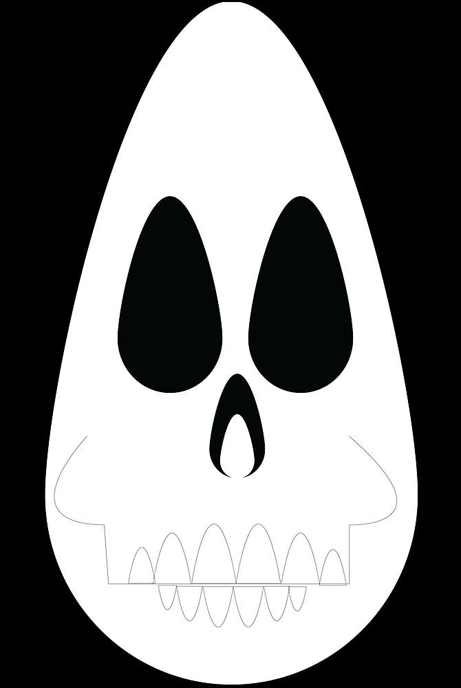 Egg Skull by Animator-Tana11