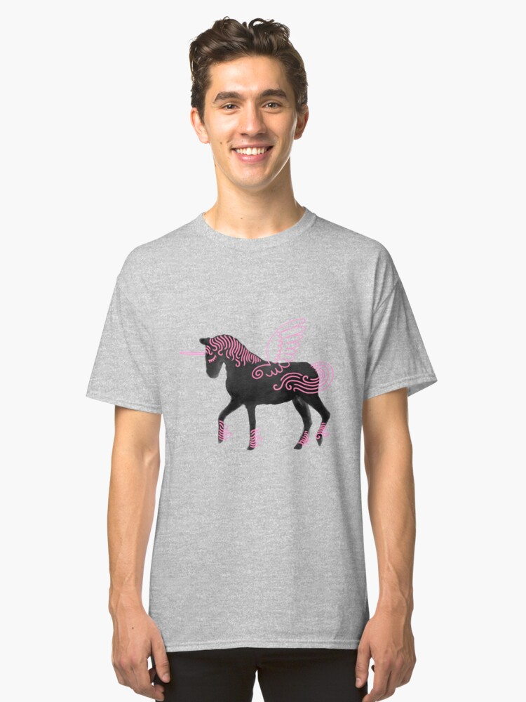 A Horse With Dreams Classic T-Shirt Front