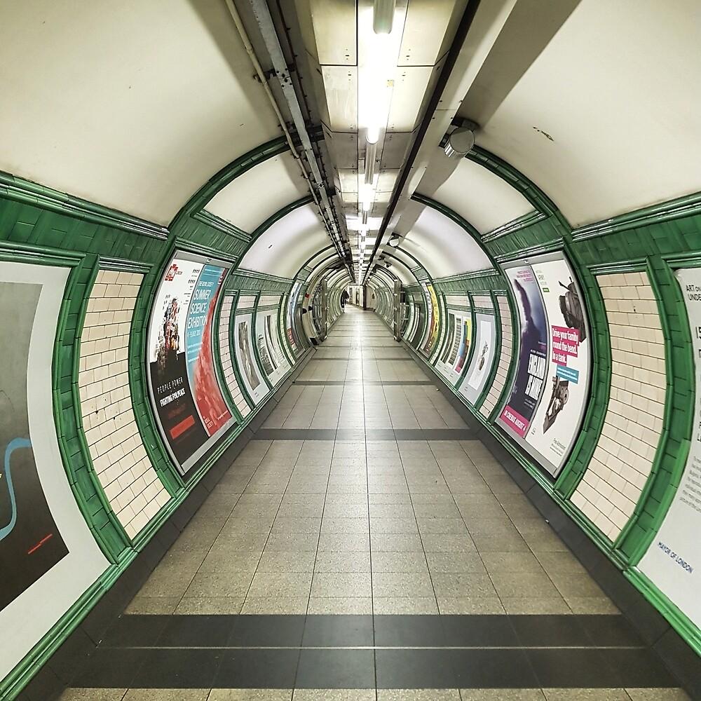 Below Bakerloo by jamies-art