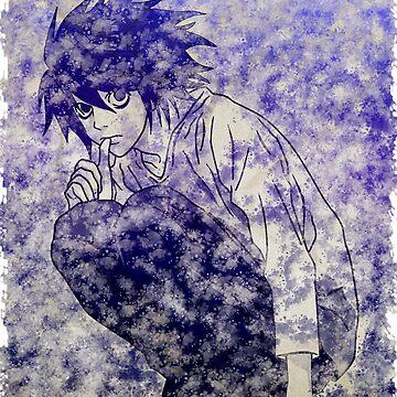 L Hideki Ryuga by Felipe-Trevor