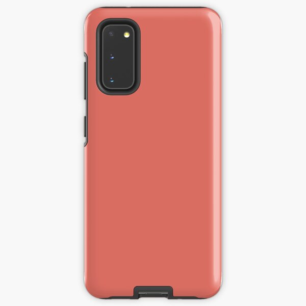 Peach Echo 16-1548 TCX | Pantone | Color Trends | Spring Summer 2016 | Solid Colors | Fashion Colors | Samsung Galaxy Tough Case