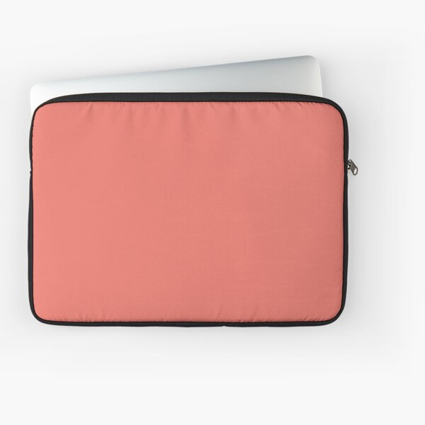 Peach Echo 16-1548 TCX | Pantone | Color Trends | Spring Summer 2016 | Solid Colors | Fashion Colors | Laptop Sleeve