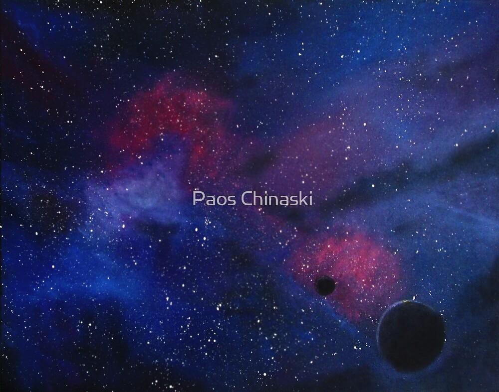 Universe by Paos Chinaski