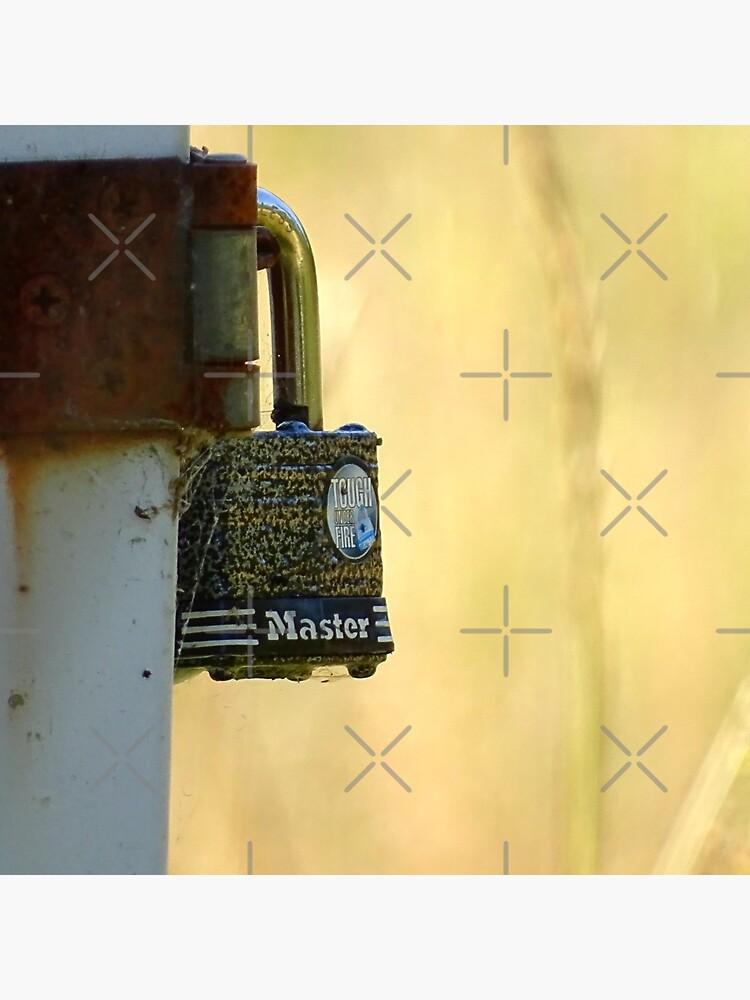 Lock  by PicsByMi