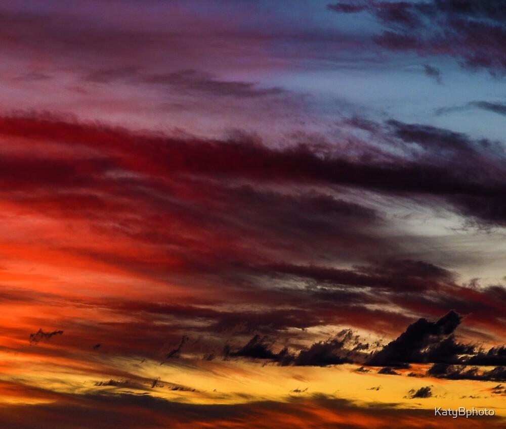 sky of passion by KatyBphoto