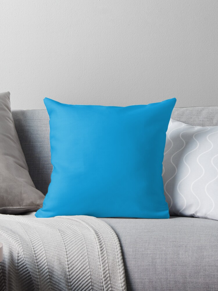 Turquoise Blue | Solid Color by EclecticAtHeART