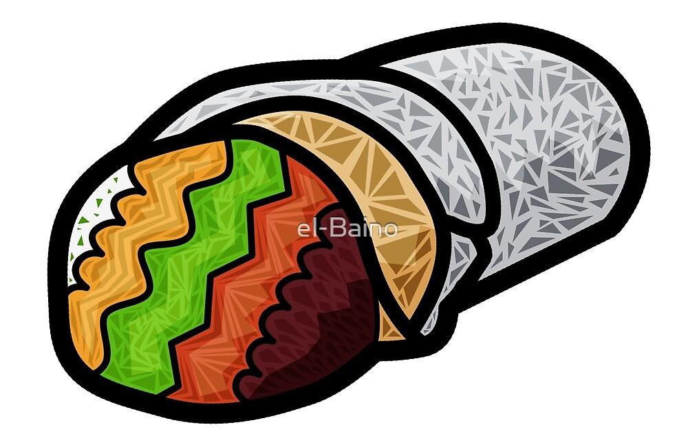 El burrito by el-Baino