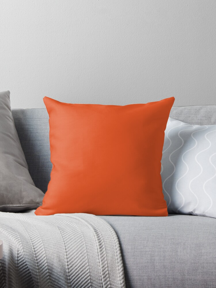 Burnt Orange   Solid Color by EclecticAtHeART