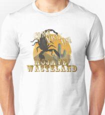 Vintage Style Mojave Wasteland Tourist Tee T-Shirt