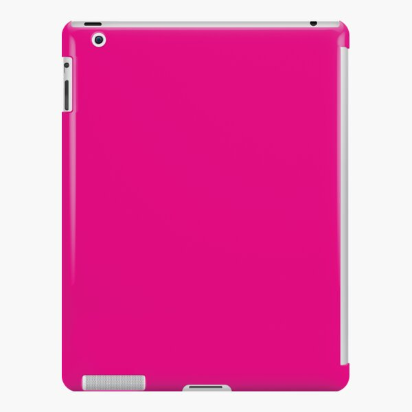 Hot Pink | Solid Color |  iPad Snap Case