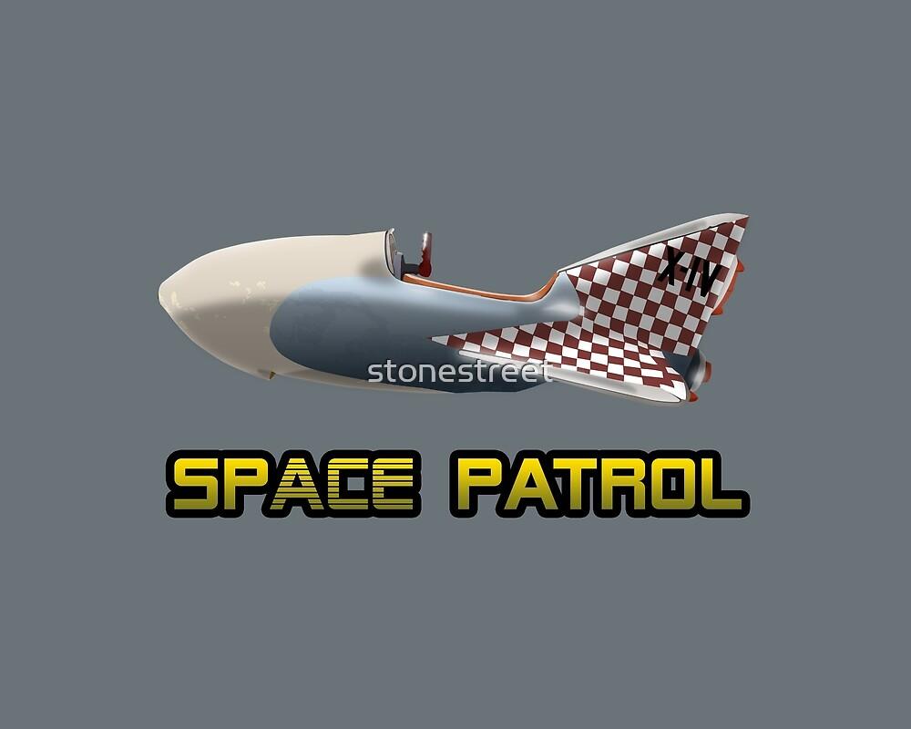 Space Patrol by stonestreet