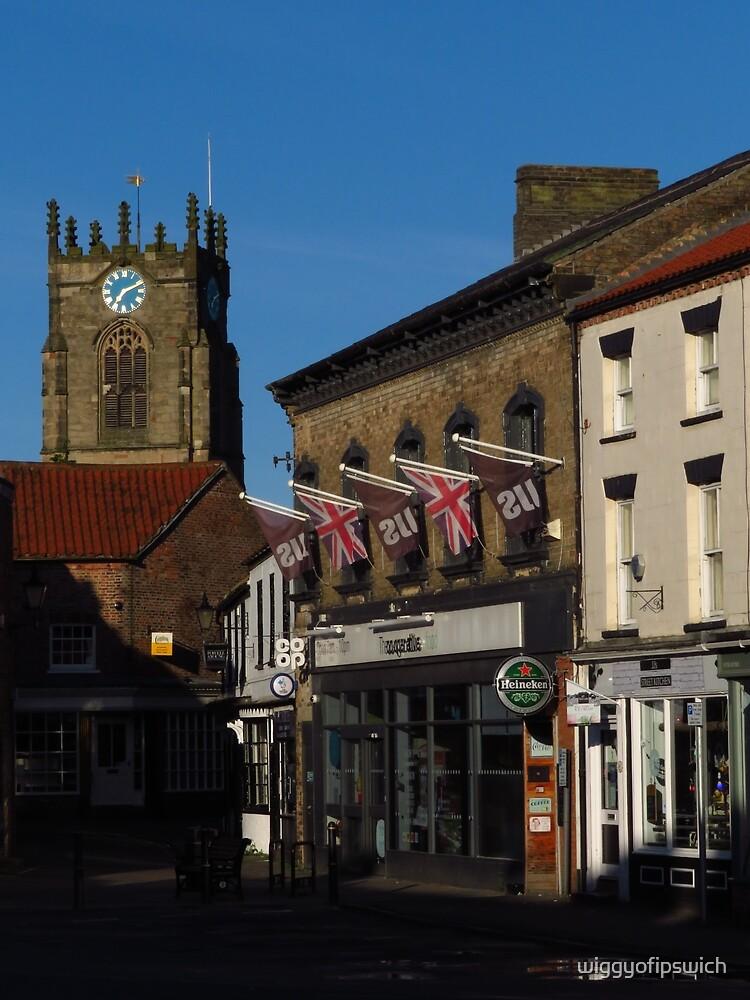 Pocklington, Yorkshire by wiggyofipswich