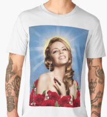 Saint Kylie Men's Premium T-Shirt