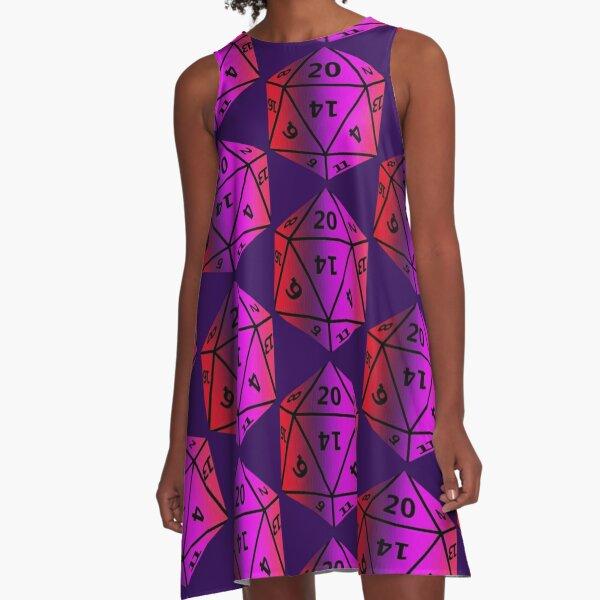 D20 A-Line Dress