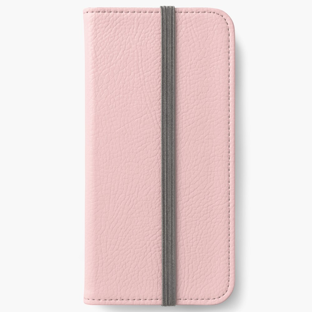 Rose Quartz 13-1520 TCX | Pantone Color of the Year 2016 | Pantone | Color Trends | Solid Colors | Fashion Colors | iPhone Wallet