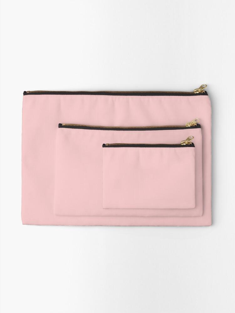 Vista alternativa de Bolsos de mano Rose Quartz | Color del año Pantone 2016 | Color sólido
