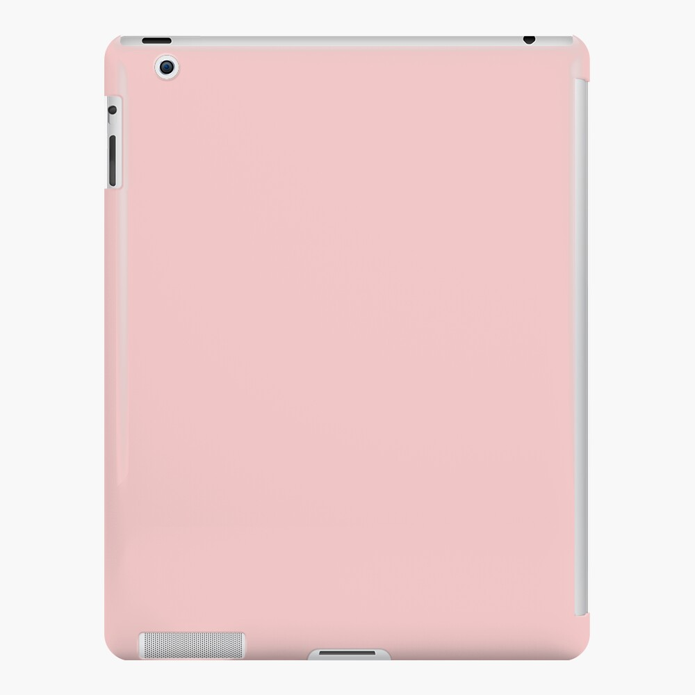 Rose Quartz 13-1520 TCX | Pantone Color of the Year 2016 | Pantone | Color Trends | Solid Colors | Fashion Colors | iPad Snap Case