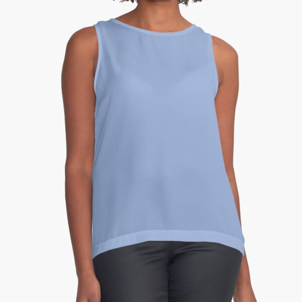 Serenity 15-3919 TCX   Pantone Color of the Year 2016   Pantone   Color Trends   Solid Colors   Fashion Colors   Sleeveless Top