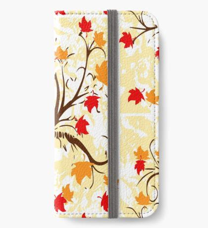 Autumn (6925 Views) iPhone Wallet