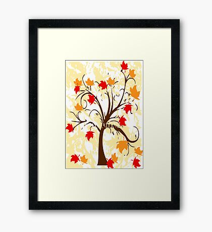 Autumn (6909 Views) Framed Print