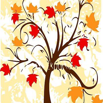Autumn (6925 Views) by aldona