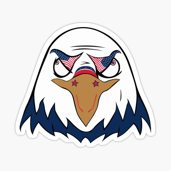Washington Rabid Team Logo Sticker