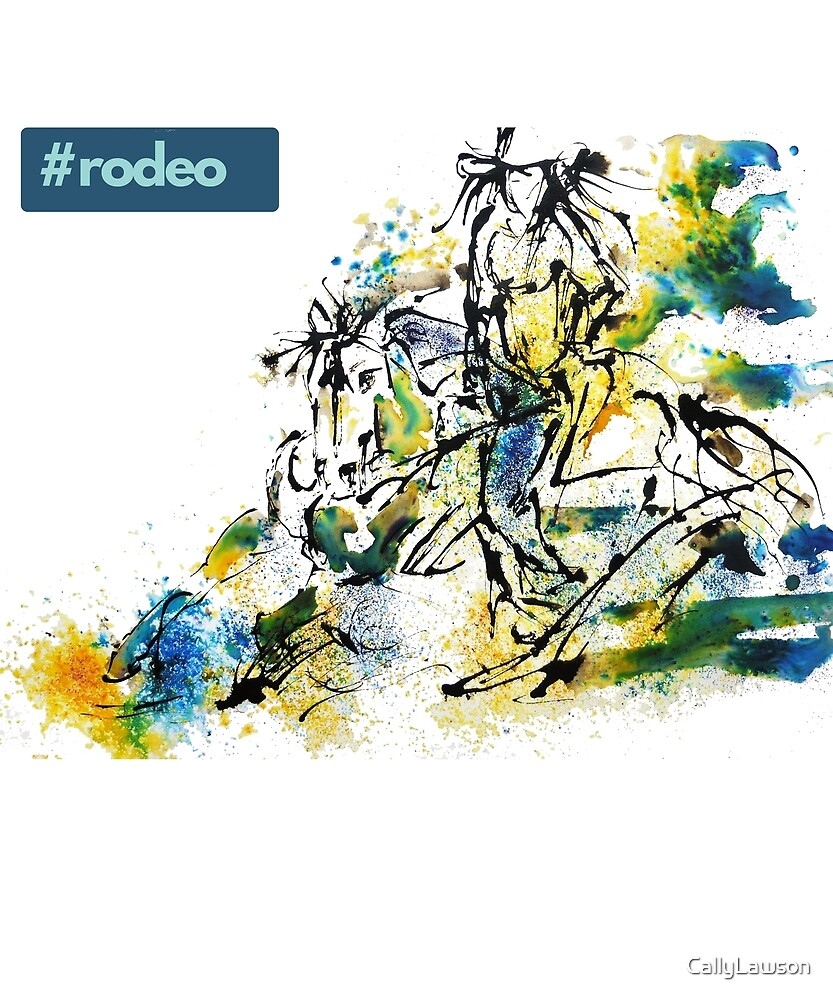 Rodeo Girl  by CallyLawson