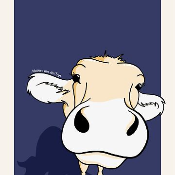 You friend 'Cow' by vanderdys