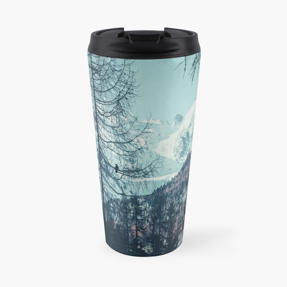 Please Come Back Travel Mug
