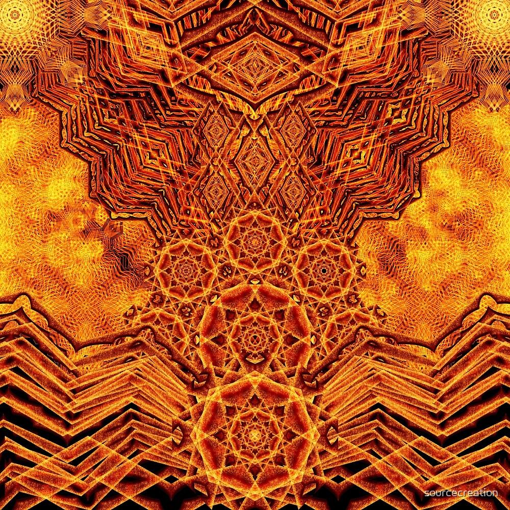 Fire Elemental by sourcecreation