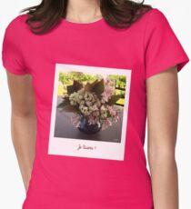 Polaroid je t aime T-Shirt