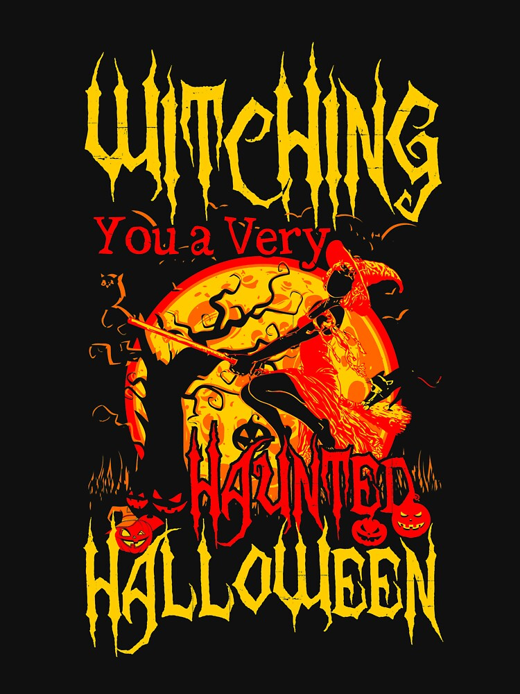 Witching you Halloween by ArtTeez