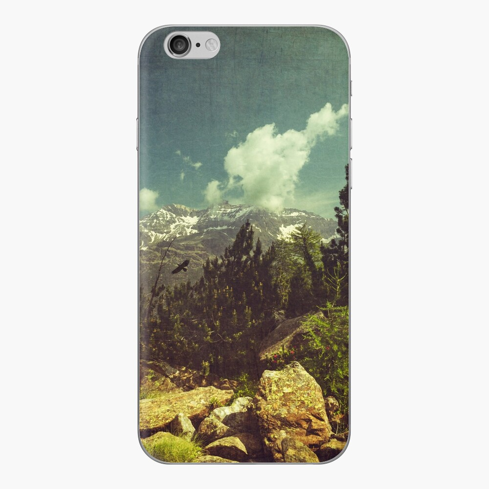 Italian Mountains iPhone Skin